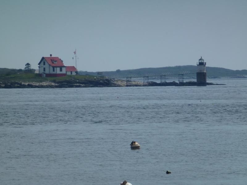 Ram Island - ALL ABOARD - East Boothbay - rentals