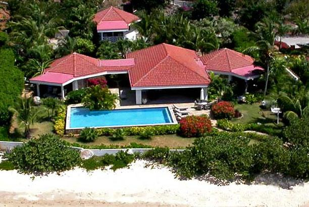 Villa Sea Fans 4 Bedroom Special Offer - Image 1 - Mahoe Bay - rentals