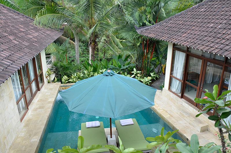 Villa Timpal Timpal has great views, privacy and tranquility.  - Villa Timpal Timpal - 2 bedroom villa in Ubud - Ubud - rentals