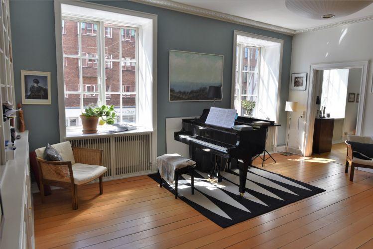 Rosenoerns Allé Apartment - Spacious luxurious Copenhagen apartment near the lakes - Copenhagen - rentals