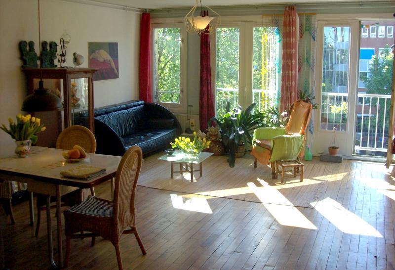 livingroom - Waterlooplein apartment - Amsterdam - rentals