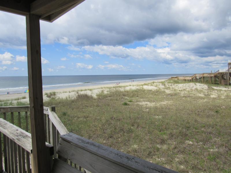 """3 NUTS HUT""- Ocean Front Beach Experience - Image 1 - Ocean Isle Beach - rentals"