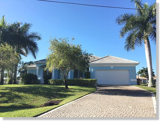 Florida villa for your dream holiday - Villa Blue Spirit - Cape Coral - rentals
