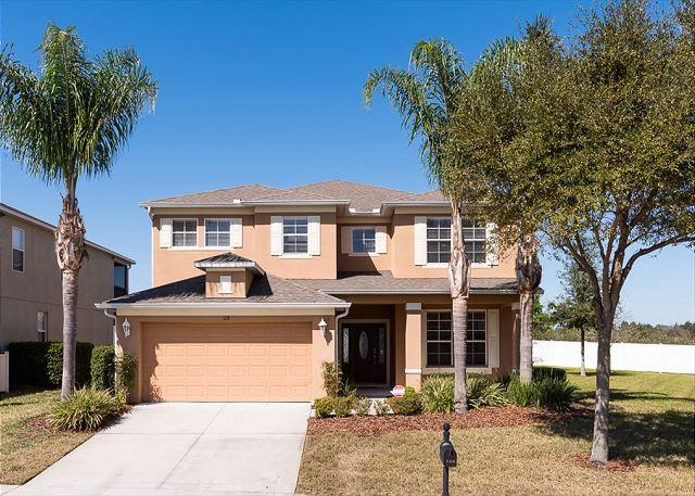 5 BED CLOSE TO DISNEY - Image 1 - Davenport - rentals