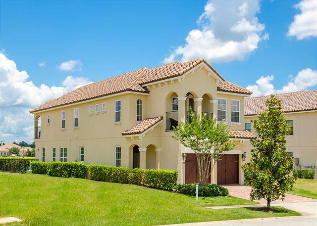 BRAND NEW SUPERB LUXURY HOME! - Image 1 - Reunion - rentals