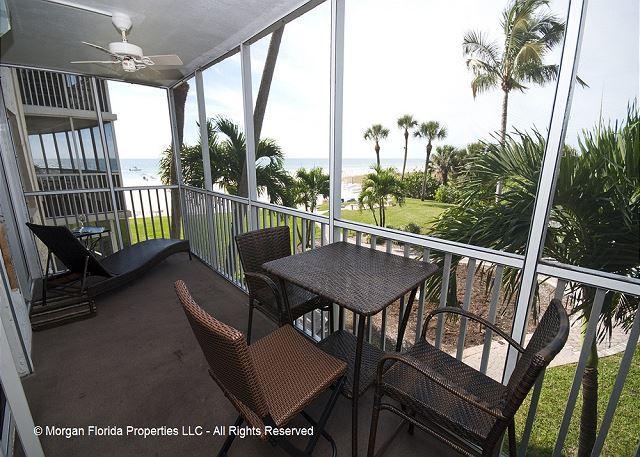 Morgan Properties-Crystal Sands 206-2 Bed/2 Bath - Image 1 - Siesta Key - rentals