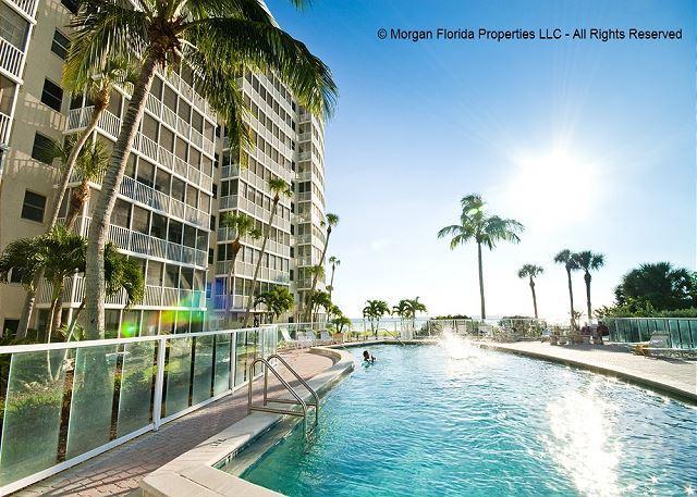 Morgan Properties-Crystal Sands 1002-2 Bed/2 Bath - Image 1 - Siesta Key - rentals