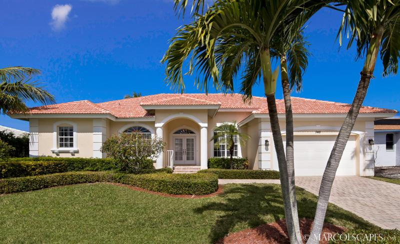 CAPITANA SOLAIRE - Our Private Oasis Walking Distance to White Sand Beaches !! - Image 1 - Marco Island - rentals