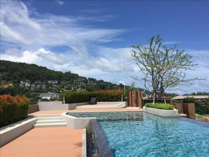 Luxury Apartment @ Surin Beach - Gym & Pool - Image 1 - Surin Beach - rentals