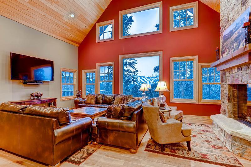 Baldy Ridge Chalet - Image 1 - Breckenridge - rentals