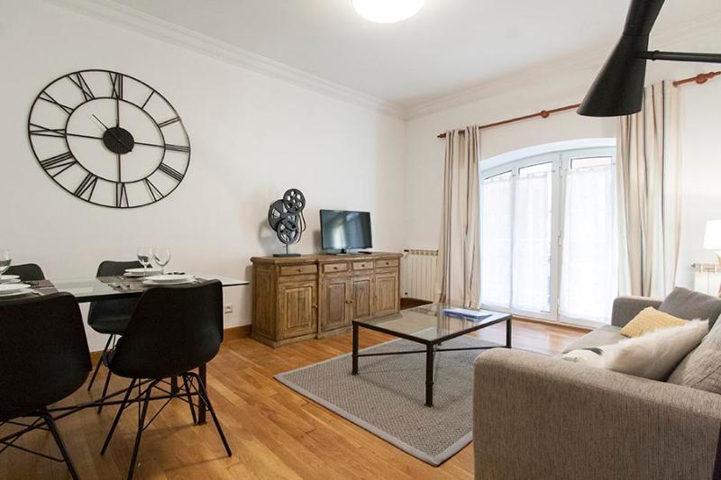 Living room - Marina - San Sebastian - rentals