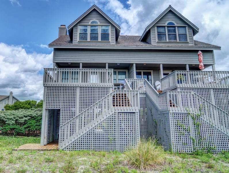 SEA LILY (12B) - Image 1 - Topsail Beach - rentals