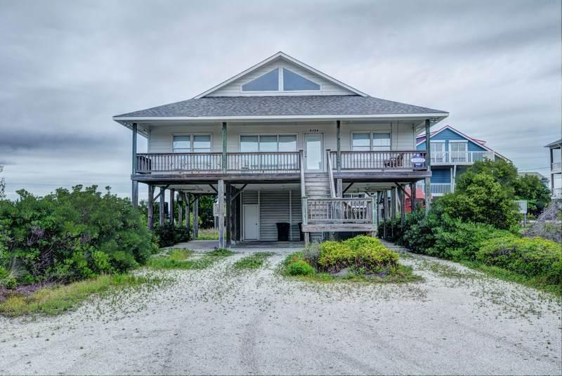 POINT OF VIEW - Image 1 - Topsail Beach - rentals
