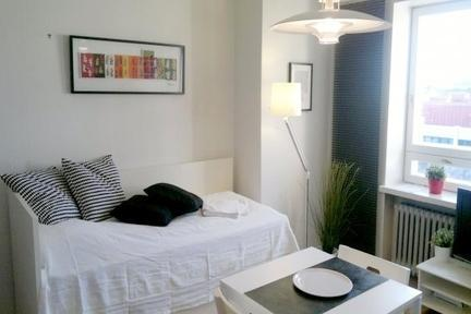 Fully furnished and equipped studio apartment - 2909 - Image 1 - Helsinki - rentals