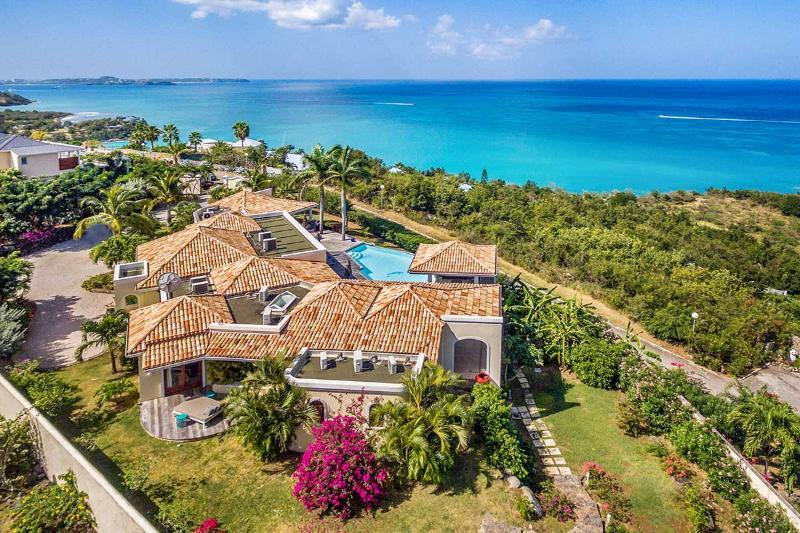 Happy Bay Villa, Sleeps 4 - Image 1 - La Savane - rentals