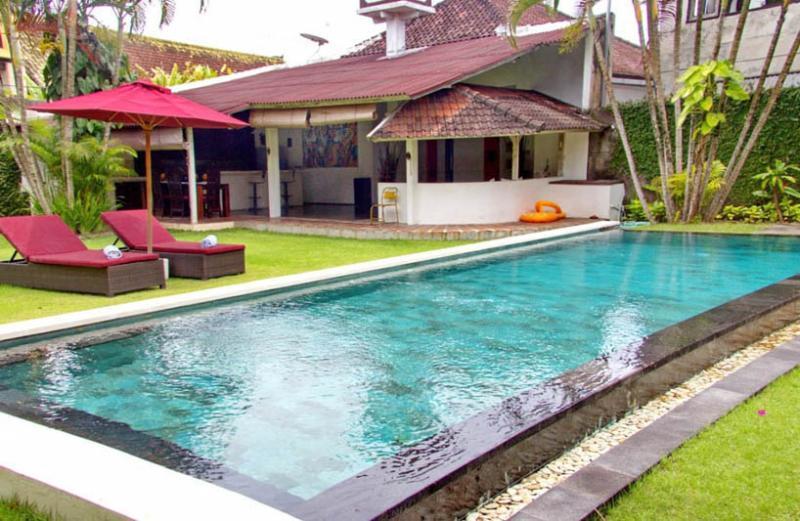Mauris 3BR Villa, Seminyak* - Image 1 - Kerobokan - rentals