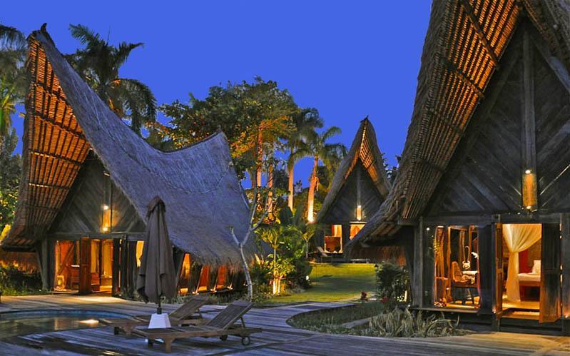 Rona, stunning 4 bed luxury villa, Nr Seminyak - Image 1 - Kerobokan - rentals