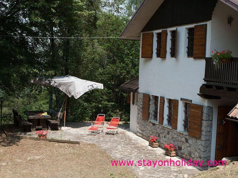 Pretty cottage surrounded by nature of Dolomites - Image 1 - Mel - rentals