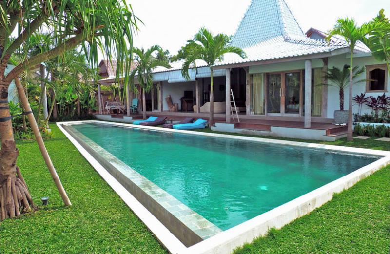 Kayu 3BR Villa, Canggu* - Image 1 - Canggu - rentals