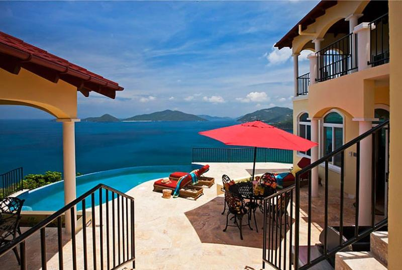 Villa AnaCapri Estate 4 Bedroom SPECIAL OFFER - Image 1 - Tortola - rentals