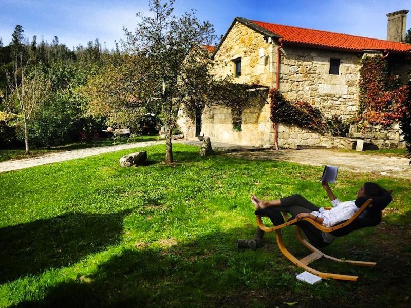 Impressive rural house in Galicia - Image 1 - Campo Lameiro - rentals