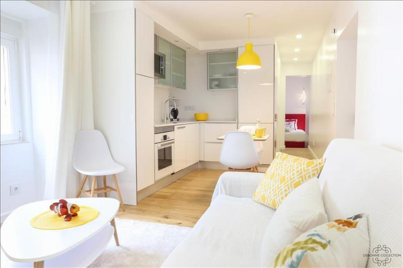 Ap9 - Modern apartment in the heart of authentic Lisbon - Image 1 - Lisboa - rentals