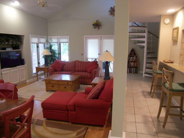 10% OFF PET FRIENDLY VILLA, PALMETTO DUNES,BEACH - Image 1 - Hilton Head - rentals