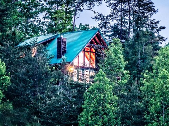 SUMMER VIEW SIDE - Crimson Clover - Gatlinburg - rentals