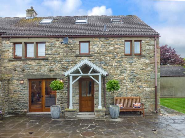 WARREN HOUSE, luxury accommodation, patio and lawned garden, fantastic walking - Image 1 - Carnforth - rentals