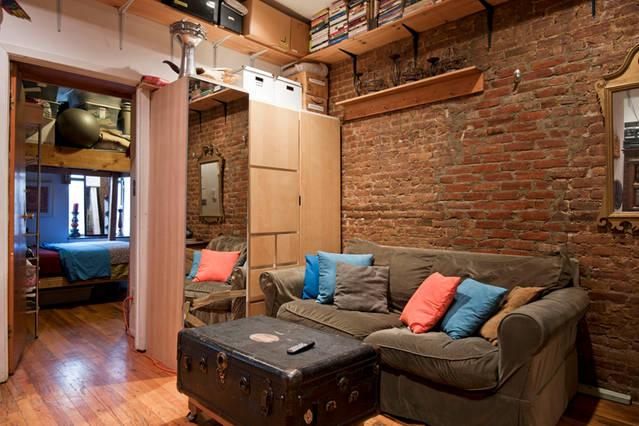 Comfy, homey space to kick back in after a day in the city. - Columbia U - UWS - Safe, Clean, Convenient Apartment - New York City - rentals