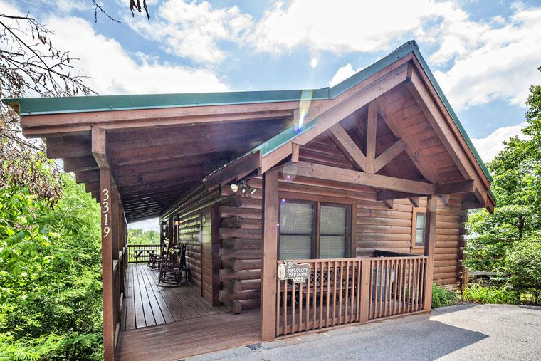 ERN859 - ABSOLUTE PARADISE - Image 1 - Pigeon Forge - rentals