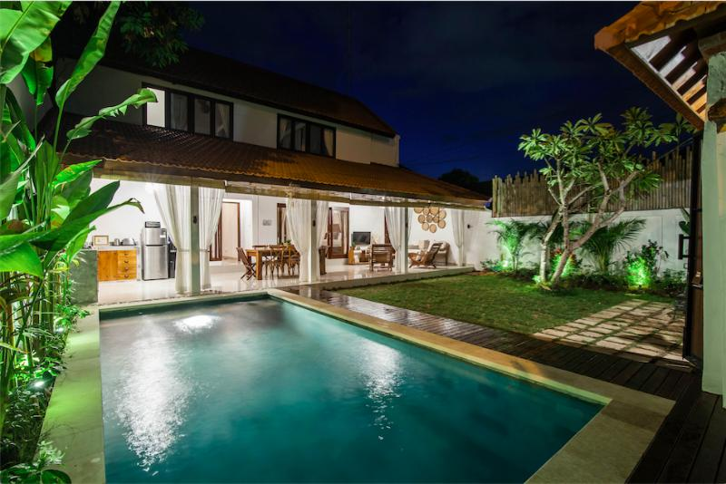Boutique 3 Bedroom  Villas in Center of Seminyak - Image 1 - Seminyak - rentals
