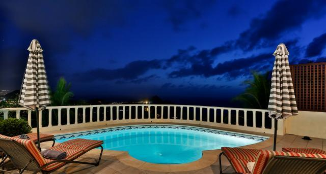 Residence du Cap at Golf Park, Cap Estate, Saint Lucia - Pool, Ocean View - Image 1 - Cap Estate - rentals