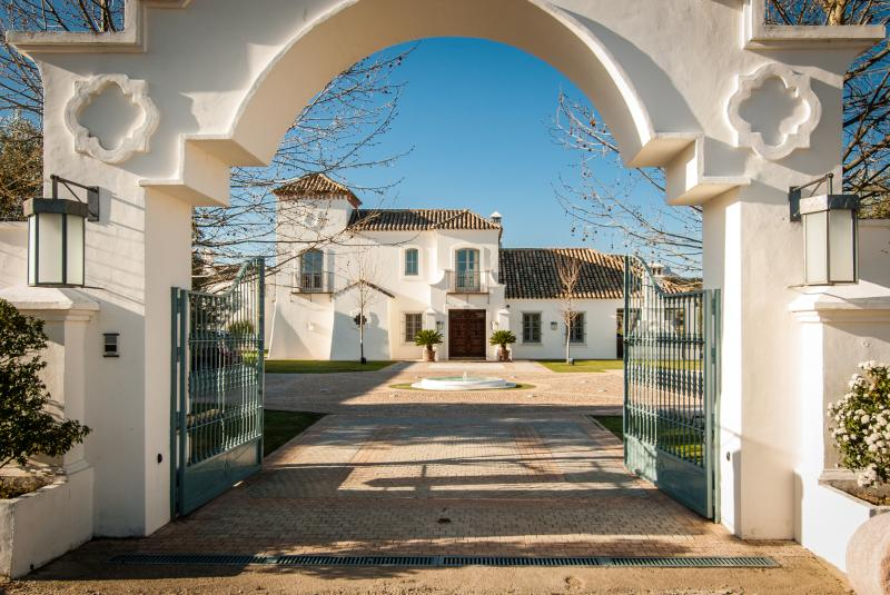 Luxury retreat in the andalusian countryside - Image 1 - Montecorto - rentals