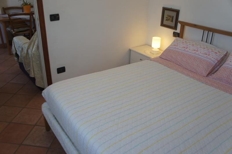 Main double bedroom details - Apartment S.Anna holidays house Lucca free parking - Lucca - rentals