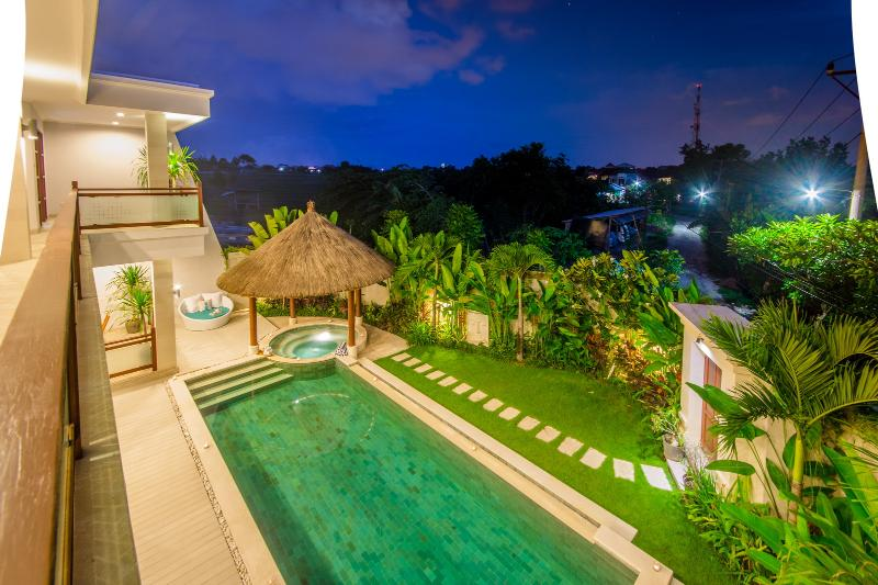 "Luxury Haven 5BR Villa, Heart of Canggu"" - Image 1 - Canggu - rentals"