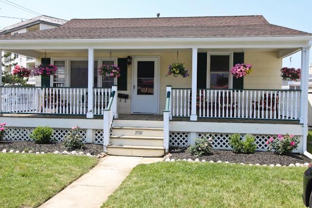 208 Grant Street - 208 Grant Street 131584 - Cape May - rentals