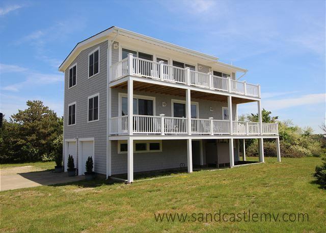 Beautiful four bedroom Katama house. One mile from South Beach! - Image 1 - Edgartown - rentals