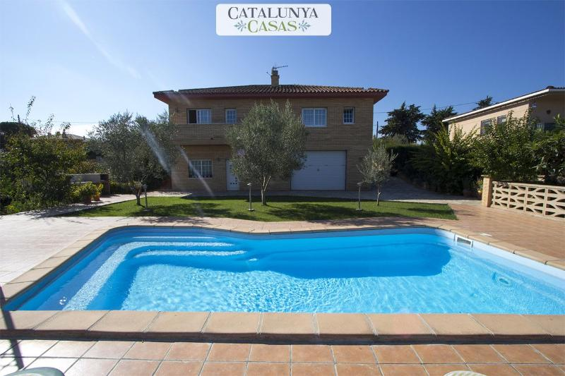 Amazing villa in Sils for 11 guests in the center of Costa Brava - Image 1 - Sils - rentals