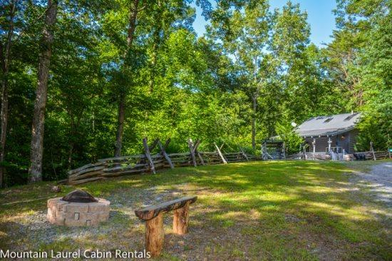 TALONA- 1BR, 1BA, SLEEPS 4, INDOOR HOT TUB, WOOD BURNING FIREPLACE, FIRE PIT, PET FRIENDLY, STARTING AT $99 A NIGHT! - Image 1 - Blue Ridge - rentals