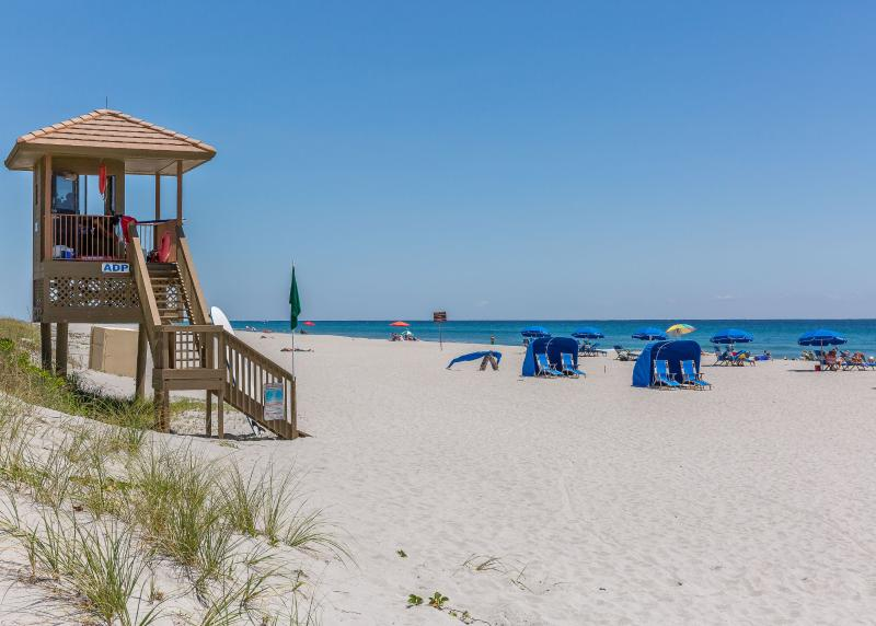 THE BEACH - LUXURY APARTMENT 1 MILE FROM THE BEACH - Delray Beach - rentals