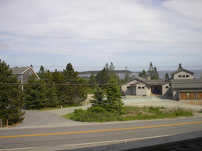 Beautiful ocean view close to Seawall - Image 1 - Southwest Harbor - rentals