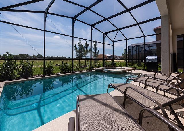6 BED POOL HOME IN SOLTERRA RESORT - Image 1 - Davenport - rentals