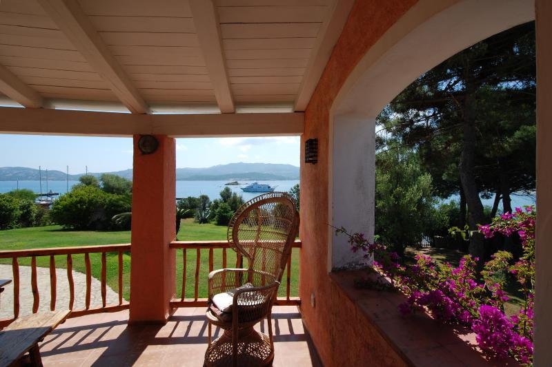 Beachfront Villa in Sardinia near the Costa Smeralda - Villa Bice - Image 1 - Cannigione - rentals