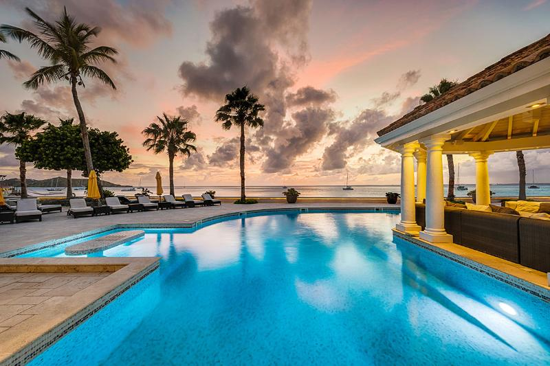 Petite Plage 5 at Grand Case Village, Saint Maarten - Beachfront, Pool, Amazing - Image 1 - Grand Case - rentals