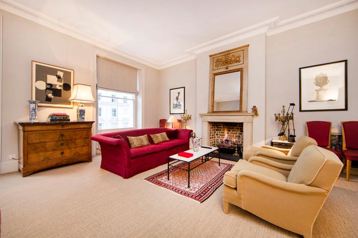 Stunning and spacious one bedroom apartment in Maida Vale with beautiful communal garden - Image 1 - London - rentals