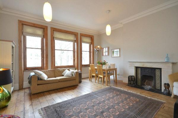 Spacious and serene 2 bedroom apartment close to Regents Park - Image 1 - London - rentals