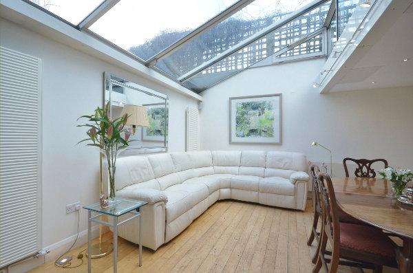 Large, classic family home with a contemporary twist- Holland Park - Image 1 - London - rentals