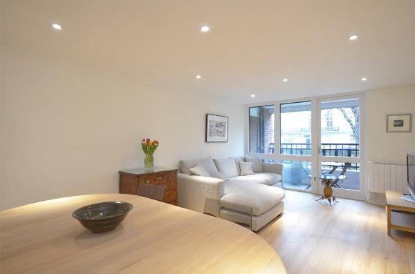Newly refurbished contemporary apartment- Chelsea - Image 1 - London - rentals
