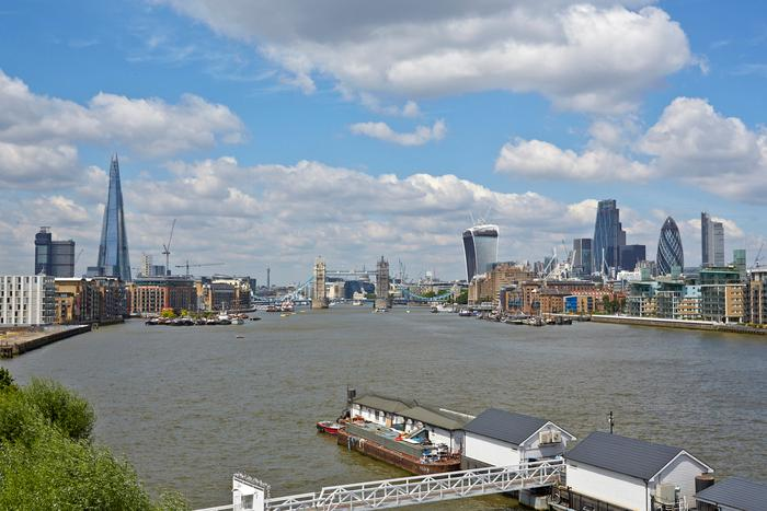 Fantastic warehouse conversion with best views of the city - Image 1 - London - rentals